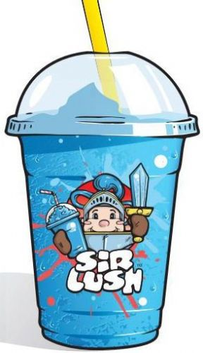 07oz Sir Lush Slush (NONE POSTAL ITEM)